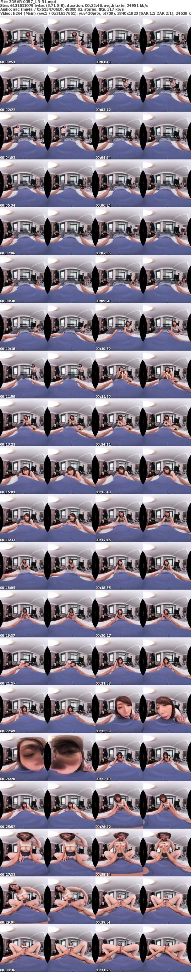 VR/3D 3DSVR-0357 【超高画質版】母フェチVR 翔田千里【うちのお袋があまりにも豊満でムチムチしてるので、朝採れザーメンをごっくんしてもらい、膣内射精までしてしまった…】