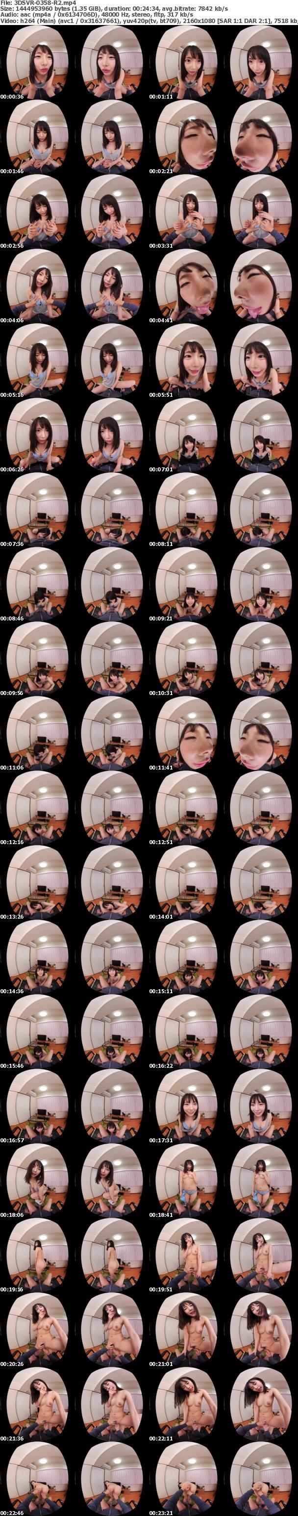 VR/3D 3DSVR-0358 【超高画質版】パパフェチVR父親の精子を欲しがる究極のファザコン!「パパ大好き…」娘の告白を断り切れず、腰使いで理性を失い一つになる近親相姦中出しセックス!! 五十嵐星蘭