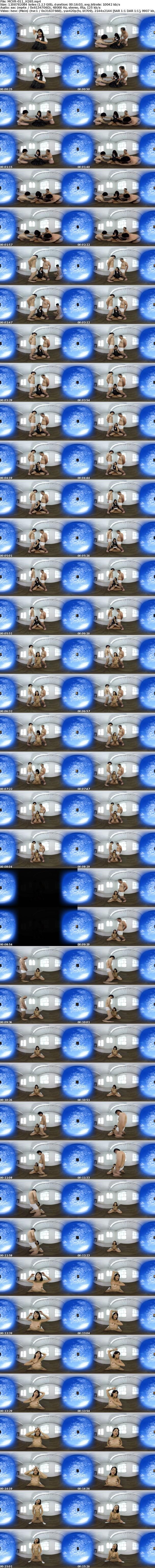 VR/3D MCVR-011 高城アミナのVR緊縛男複数ぶっかけ