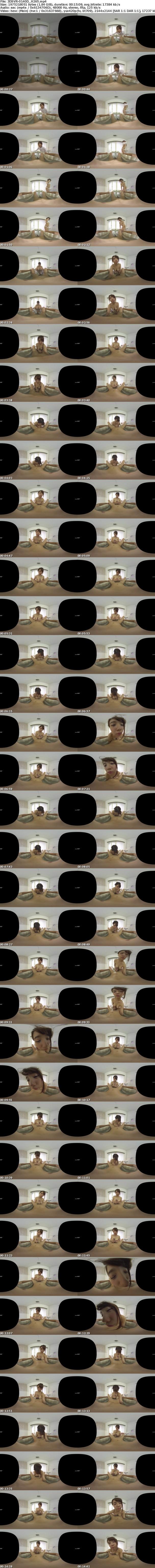 VR/3D 3DSVR-0140 【VR】史上初!VRでデビュー VRでしか見ることができない新人女優!SODVR専属天然Hカップ 香坂紗梨 AV debut