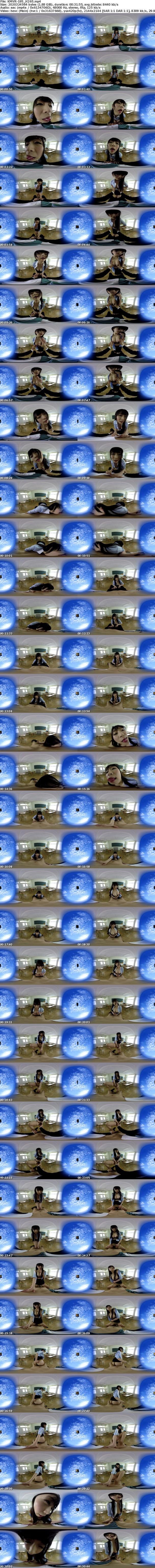 VR/3D KMVR-195 【VR】羽月希 生中出しスペシャル!! VRだから本当にセックスしてるみたいでしょ【女教師コスプレ編】