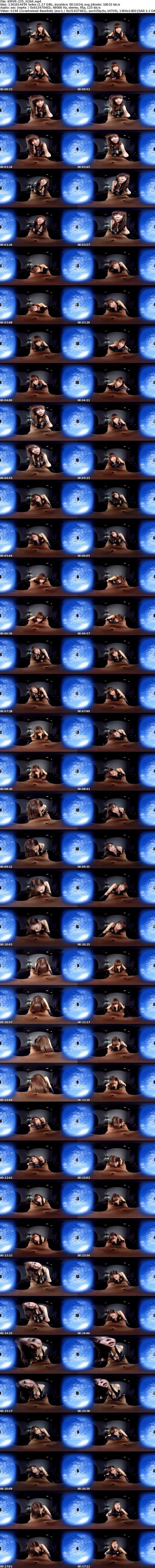 VR/3D KMVR-235 【VR】極フェラコラボVR 目の前で繰り広げられる超絶濃厚フェラ!! 早川瀬里菜