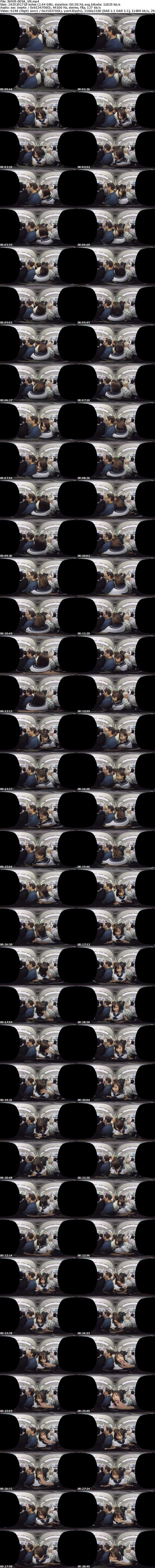 VR/3D NHVR-005 【VR】痴漢OK娘 VR