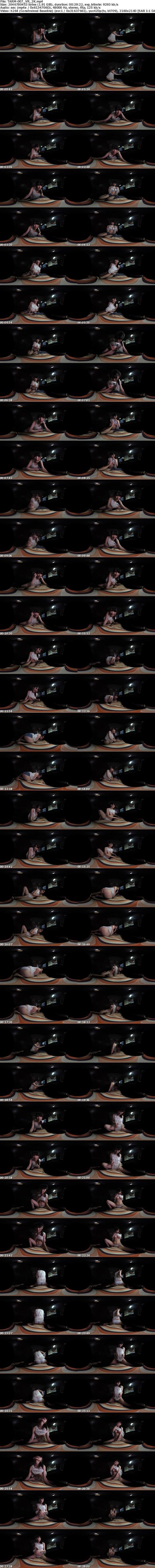 VR/3D TARM-007 【匠】ネカフェでこっそりSEX
