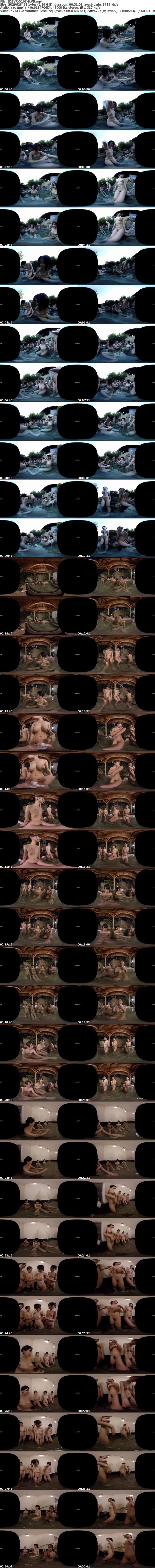 VR/3D 3DSVR-0168 【視点移動VR】透明人間 おんな湯のぞき