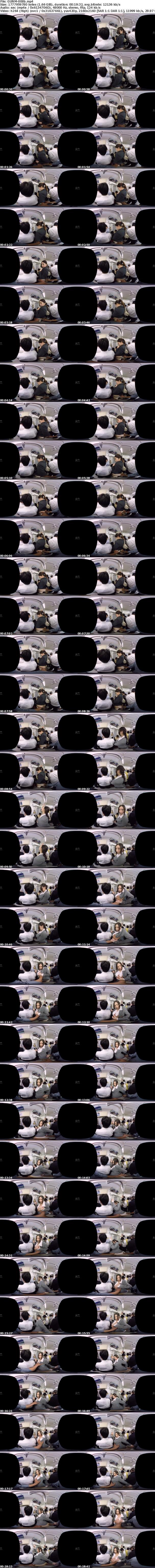 VR/3D GUNM-008 【VR】痴漢電車VR