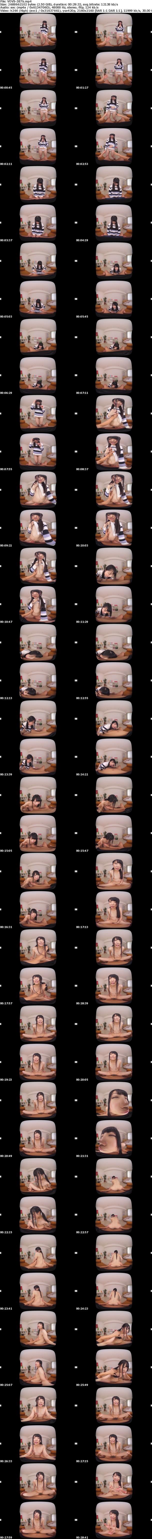 VR/3D [VOVS-387] 【VR】長尺42分・高画質 おちん●んが大好きな妹~朝勃したチン●ンで遊ばれて~ 神谷千佳