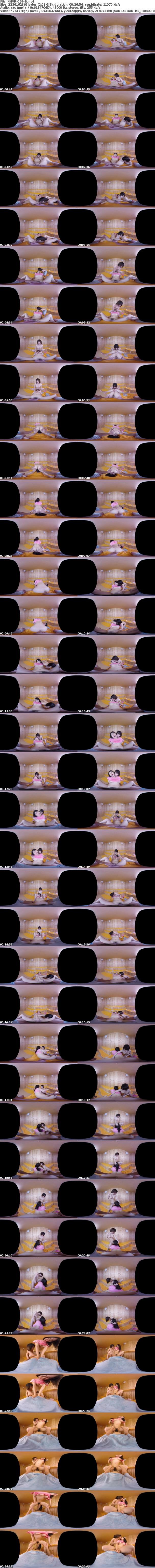 (VR) NHVR-069 混合痴● VR