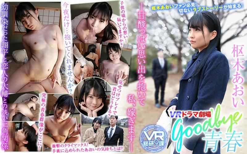 (VR) WVR9D-008 VRドラマ劇場 Goodbye 青春 枢木あおい