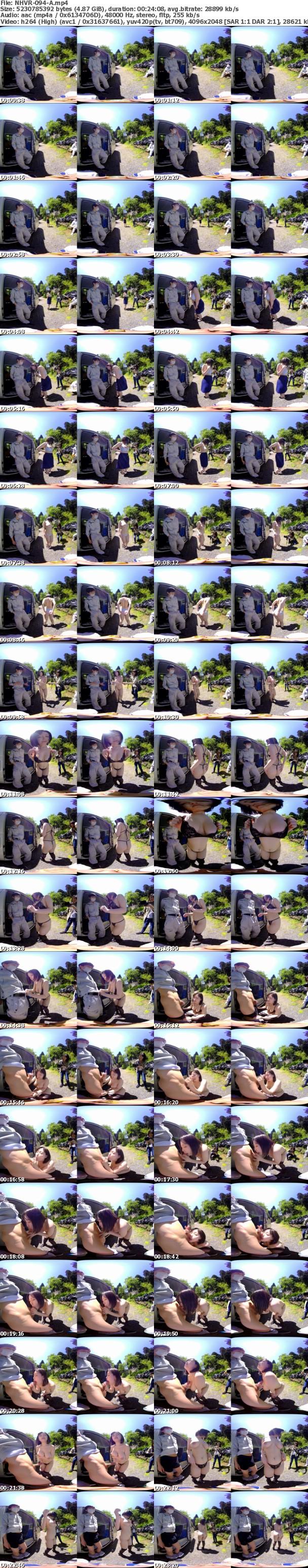 (VR) NHVR-094 露出AVの撮影隊と遭遇 VR 昼休み中の公園で女監督さんに誘われて…その場でAV出演!いやらしい田中ねねちゃんに圧倒されて青姦してしまった僕