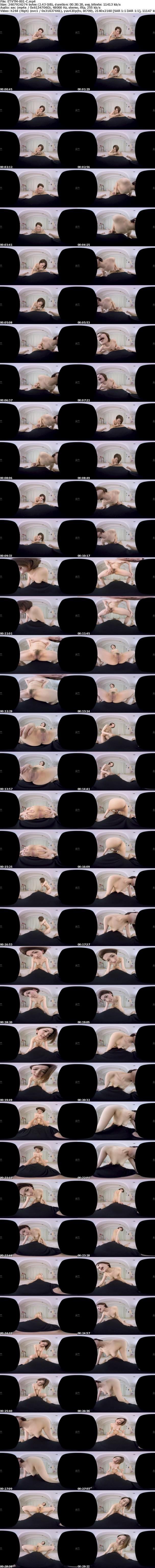 (VR) ETVTM-001 あなたの耳元で七色の萌えボイスでたっぷり囁く超密着イチャラブ濃厚SEX~臨場感抜群・元声優が天使の声で大好き淫語の嵐・いやらしい生音が脳天直撃・囁き特化VR~ 紗々原ゆり