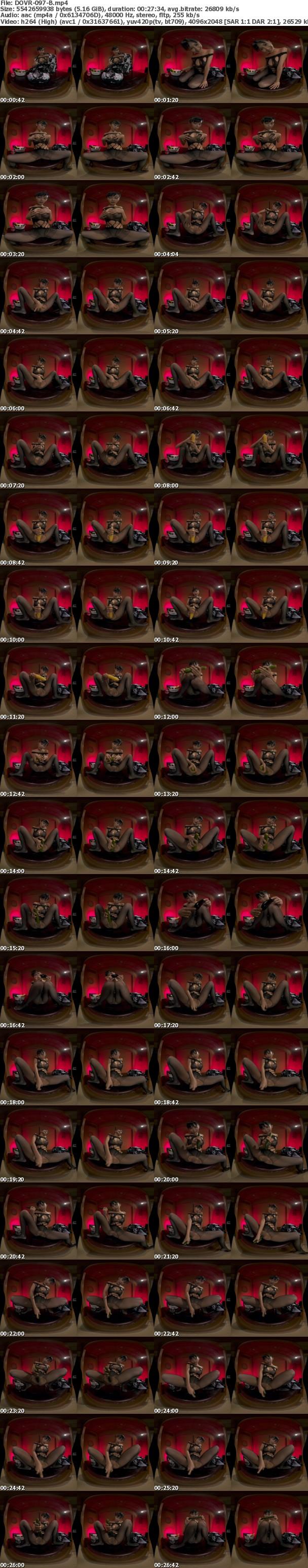 (VR) DOVR-097 キンタマがカラになるまで尽くす巨乳若女将 逢見リカ