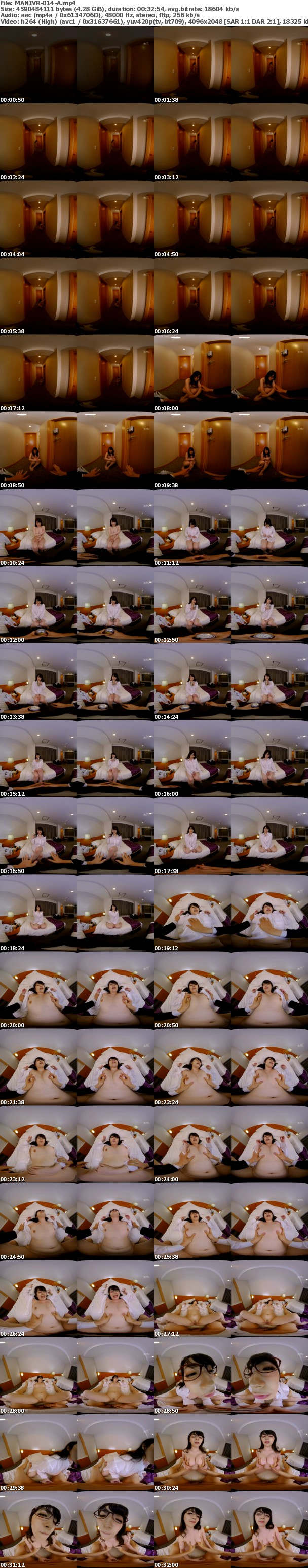 (VR) MANIVR-014 ビジネスホテルの廊下で部屋に入れない全裸女に遭遇 女は酔ってるからバレないかと我慢できず犯したら「これで終わりじゃないでしょ?」自らナマでねじ込み何度もオマ○コで精子を搾りとるド痴女に豹変