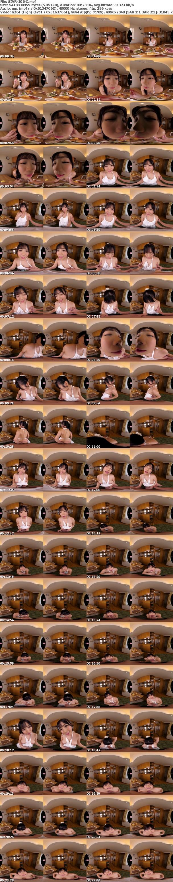 (VR) SIVR-106 羽咲みはるを完全独占!人気AV女優が僕だけに見せる素顔&イキ顔 最高の密着距離でひたすらSEXに没頭する究極同棲VR