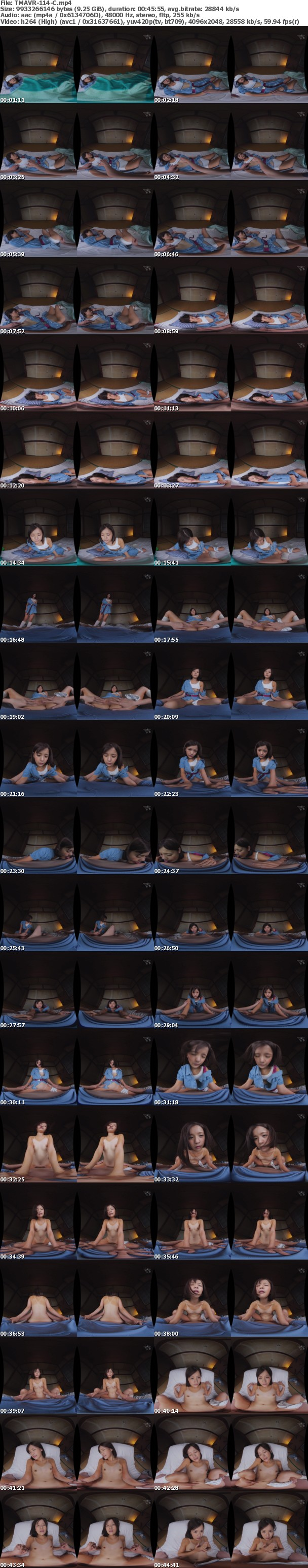 (VR) TMAVR-114 都会から自然教室に来た3年2組の女の子~キャンプ場管理人による日焼け美少女わいせつ性交~
