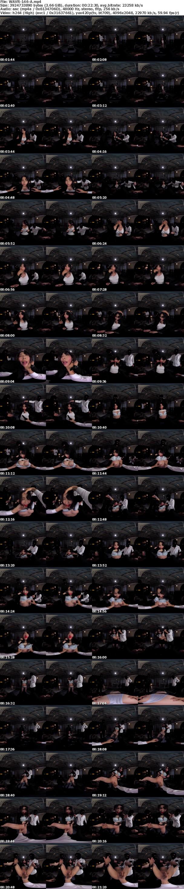 (VR) WAVR-146 どんなハードな凌●を受けても口を割らない気高き女捜査官VR 2 前作を超える再ハード!ビンタ&水責め&マ○コスパンキング&電気ショック&媚薬注入&アナル責め…!部下を助けるためにアジトに潜入した女捜査官に拷問ショック再び…!! 晶エリー