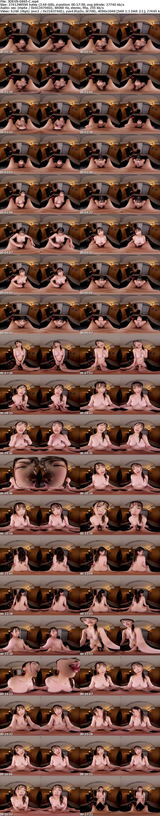 (VR) 3DSVR-0865 宅配ソープVR 初々しさ全開の美園和花ちゃんが自慢のむっちりボディで神乳神尻ご奉仕プレイ!