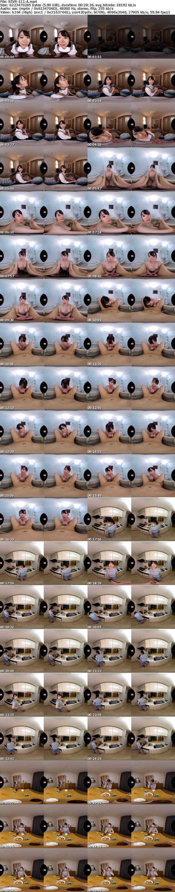 (VR) SIVR-111 架乃ゆらを完全独占!人気AV女優が僕だけに見せる素顔&イキ顔 最高の密着距離でひたすらSEXに没頭する究極同棲VR