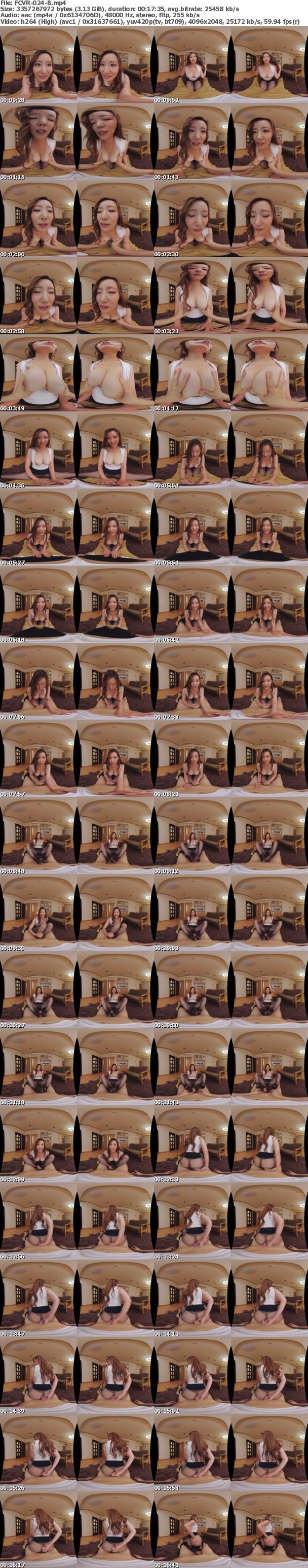 (VR) FCVR-024 【Fitch肉感VR】黒木美沙VR解禁! テレワーク用パソコンの準備で上司の家に行ったらメス臭ムンムンさせた欲求不満の長身美脚奥さんに卑猥なノーパン黒パンスト姿で誘惑されちゃいました!