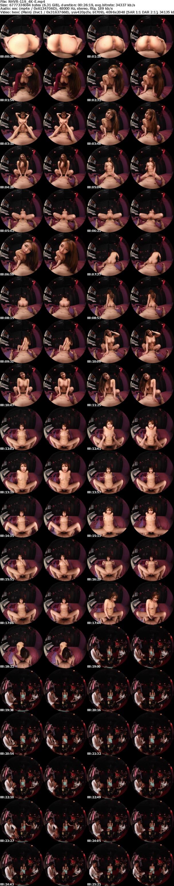 (VR) (4K) NHVR-119 歌舞伎町C店全面協力!本物店舗で撮影した超リアルハプニングバー体験 VR ~ハプバーの女神つむぎちゃんを落とすのは誰だ!?~