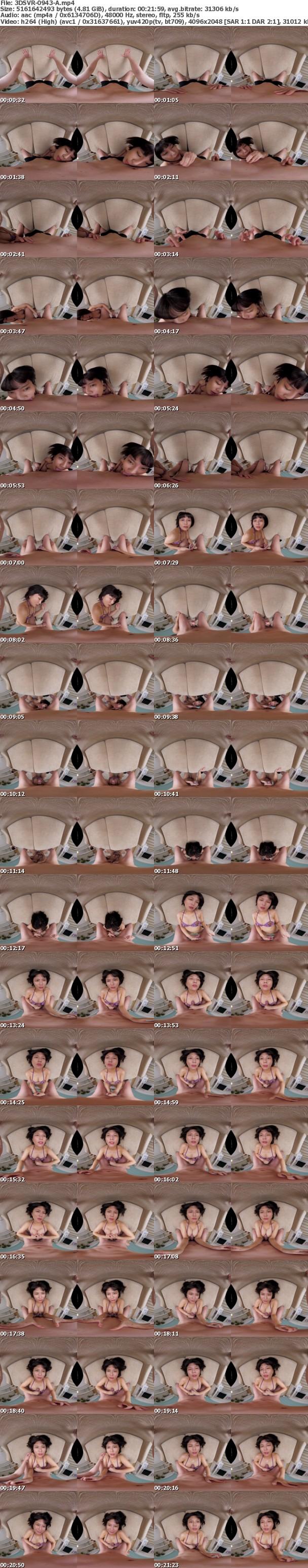(VR) 3DSVR-0943 新アングル!地面特化VR 【M男専門風俗】四つん這い手コキヘルス