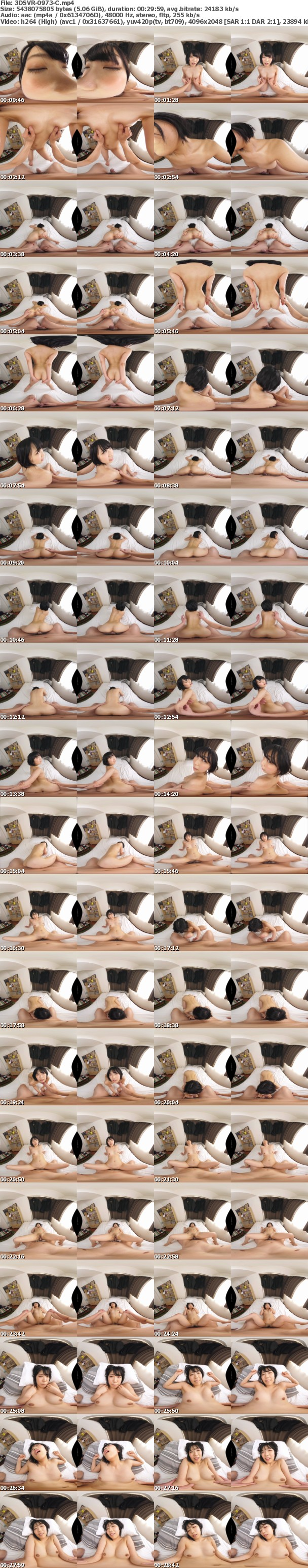 (VR) 3DSVR-0973 新人!ラッキースケベ配達員VR~遅刻してきたド緊張新人バイトちゃんは、ドM性癖を拗らせたちょっぴり変態な女子大生!?