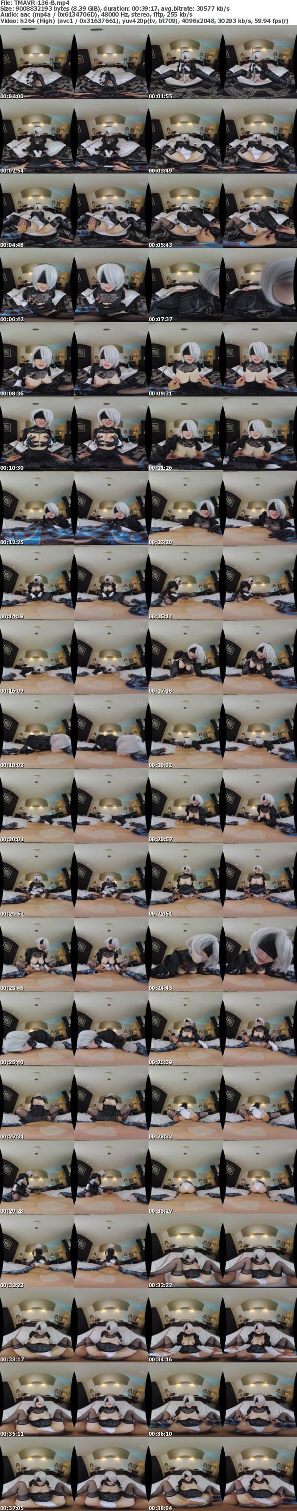 (VR) TMAVR-136 爆乳コスプレイヤー彼女と個人撮影オフパコ性交 ゆきの 凪沙ゆきの